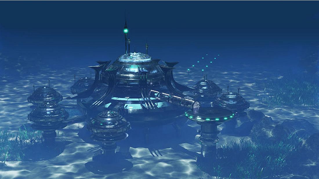 China planea construir una base submarina operada por robots e inteligencia artificial