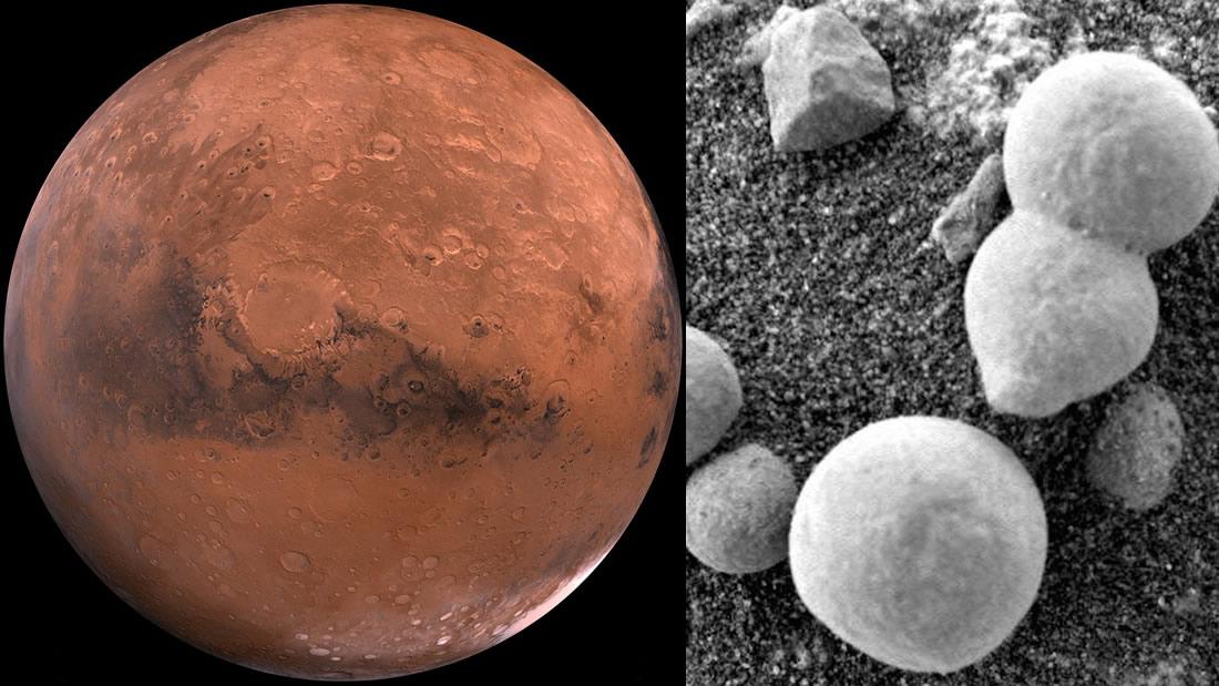 Científicos dicen haber encontrado evidencia de vida en Marte