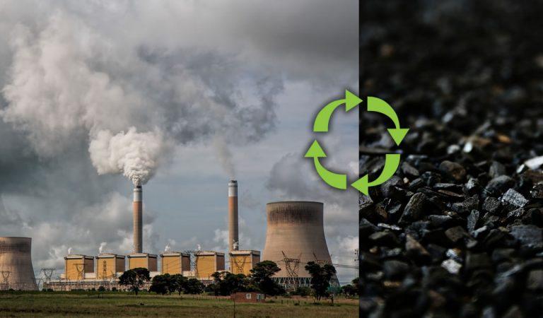 Científicos logran que el CO2 atmosférico se convierta en carbón sólido nuevamente