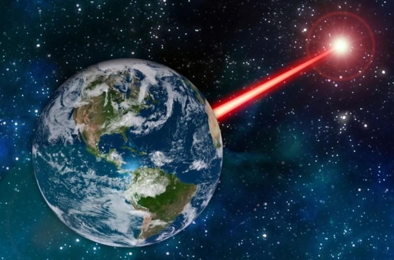 Enviar señales al espacio podría provocar la respuesta del observador, dicen los científicos