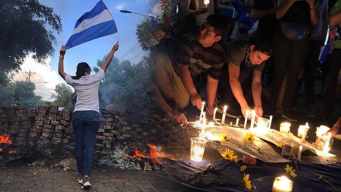 Crisis en Nicaragua: represión, crímenes y debacle económico, la grave situación actual