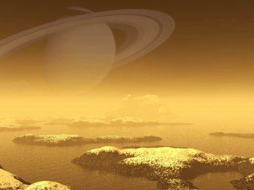 Deberíamos colonizar Titán, la luna de Saturno, dice investigadora de NASA