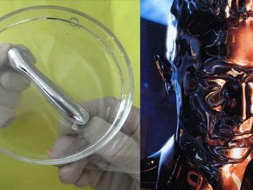 Desarrollan un metal líquido que cambia de forma y será utilizado en robótica