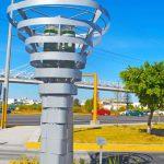 Diseñan torres con microalgas que filtran el aire como lo harían 360 árboles