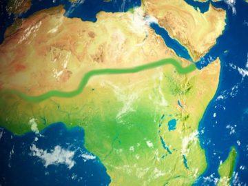 Docenas de países trabajan en plantar una muralla verde ¡y lo están logrando!