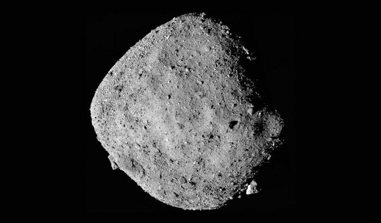 El asteroide Bennu está girando a mayor velocidad y los científicos no pueden explicarlo