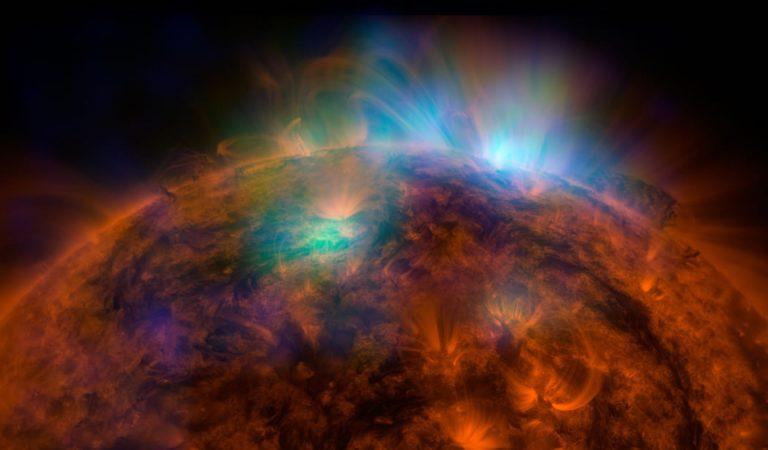 El campo magnético del Sol es 10 veces más fuerte de lo que pensábamos