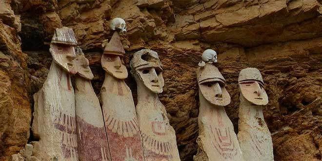 La increíble cultura Chachapoyas, que desde su descubrimiento, continúa asombrando a los estudiosos