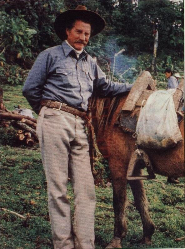 Gene Savoy, 1966, máximo difusor, de la civilización Chachapoyas
