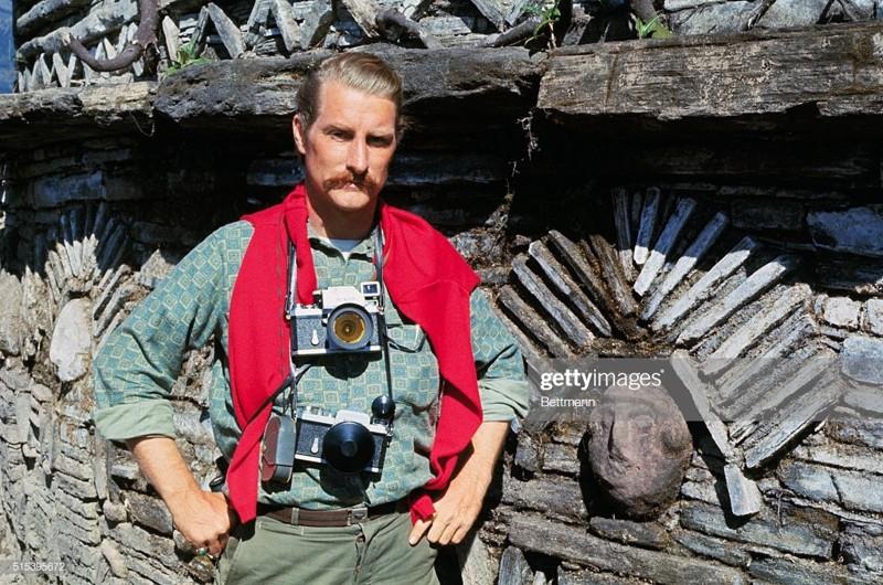 Gene Savoy, y uno de sus descubrimientos más asombrosos, El Gran Pajetén, la increíble ciudadela Chachapoyas, norte de Perú