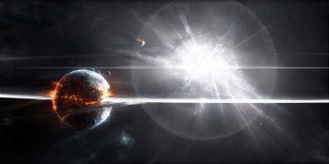 Estrellas que explotan como supernovas se ven influenciadas por sus estrellas compañeras