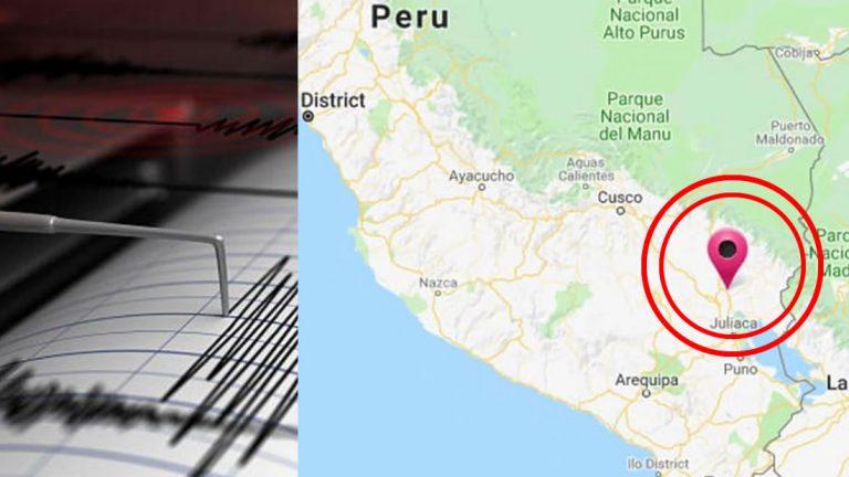 Fuerte sismo de magnitud 7.1 sacude Perú, Chile, Bolivia y Brasil