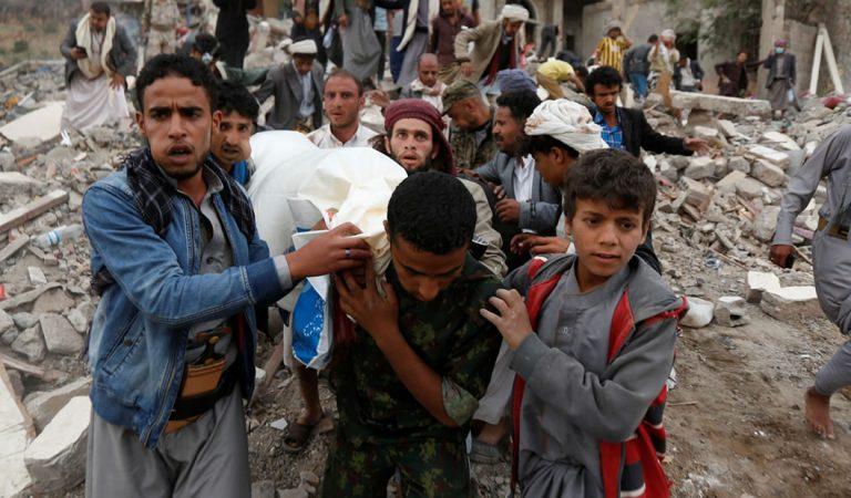 Hambruna, guerra y muerte en Yemen: El holocausto que el mundo ignoró por 3 años