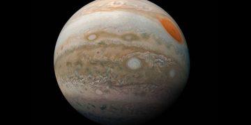 Júpiter se formó cuatro veces más lejos del Sol y luego viajó a su órbita actual