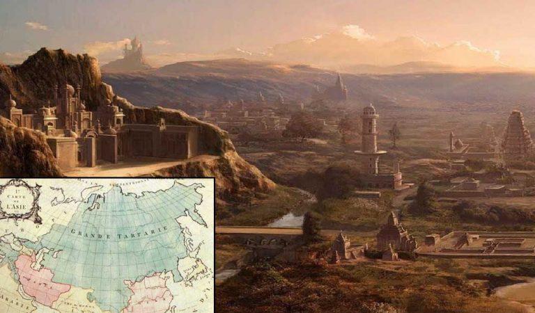 La historia oculta de Tartaria y el reseteo de la memoria humana