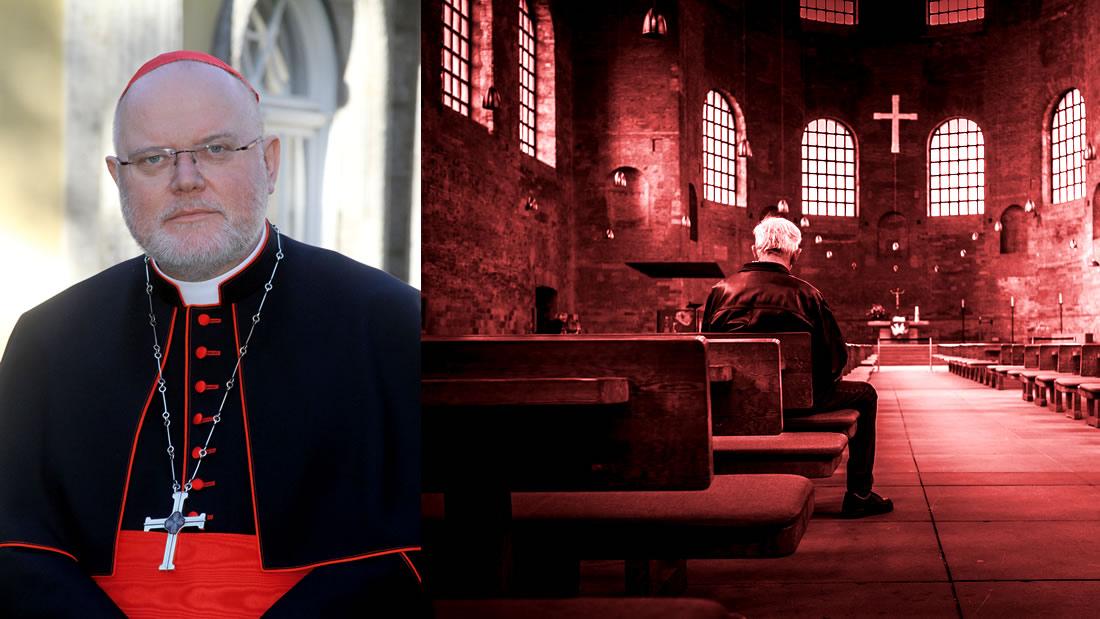 La Iglesia Católica destruyó evidencias y archivos sobre abusos sexuales, afirma cardenal