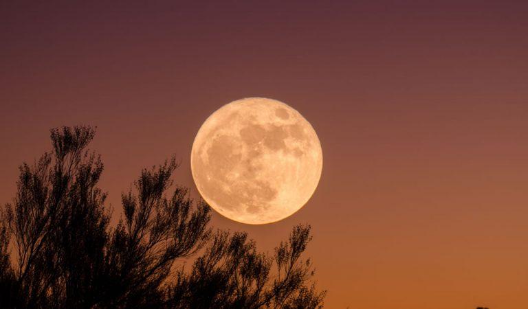 La tercera superluna del año llega esta semana ¿te la vas a perder?