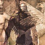 Marduk, el dios-rey «reptiliano» y la violenta guerra celestial Anunnaki