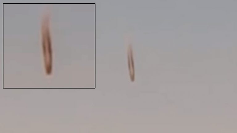 Objeto no identificado cae cerca de base de la Fuerza Aérea de EE.UU.