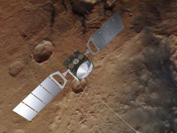 Hallan la primera evidencia de un sistema de agua subterránea que abarca todo el planeta en Marte