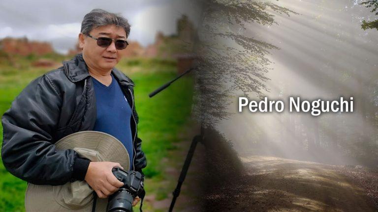 Pedro Noguchi, comunicador audiovisual e investigador
