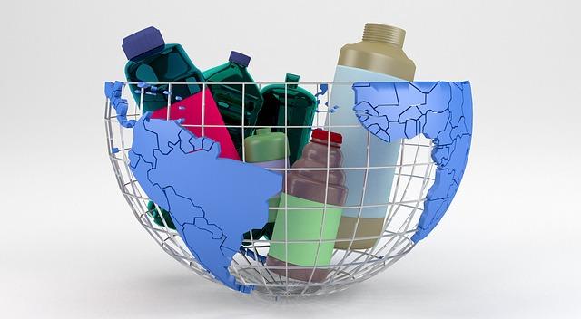 Plásticos infinitamente reciclables podrían ayudar a mejorar el problema de la contaminación en los océanos