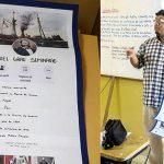 Profesor enseña historia utilizando perfiles de Facebook de héroes (fotos)