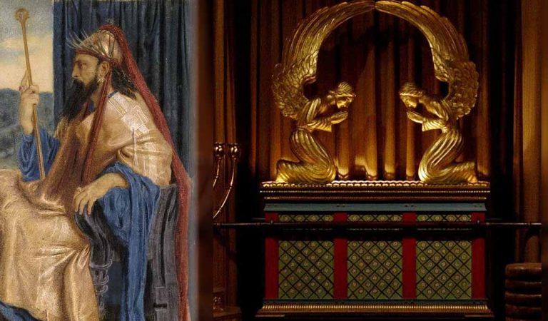 Rey Salomón: poder esotérico sobre demonios y el misterio del Arca de la Alianza