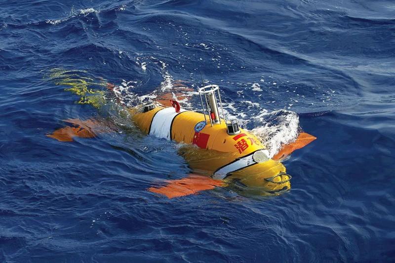 Los submarinos robot ayudarán a sondear las profundidades del océano