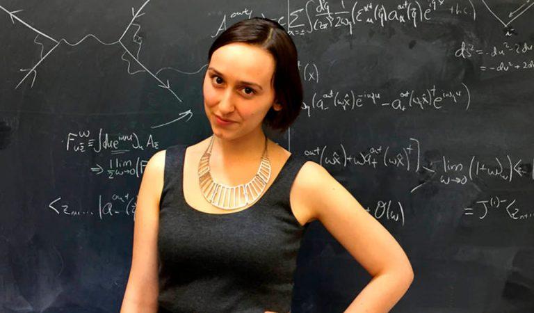 Sabrina Gonzalez Pasterski, la «nueva Einstein» y la genio de Harvard