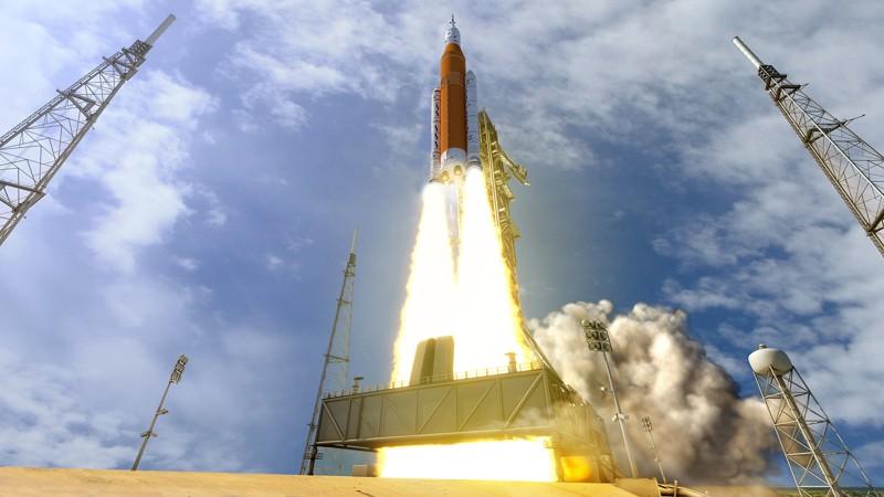Cohete Space Launch System (SLS)