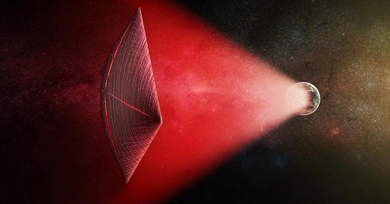 Científicos sugieren que pudimos descubrir naves alienígenas impulsadas por agujeros negros