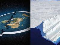 Terraplanistas quieren ir a la Antártida a buscar el «borde del mundo»