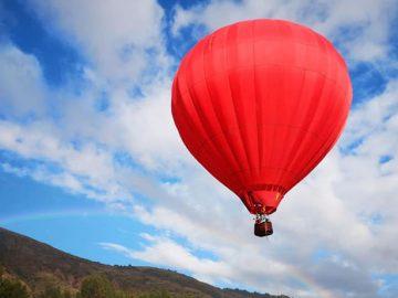 ¿Tiene planes de ir a Cusco? Ahora puede volar en globo aerostático sobre el Valle Sagrado de los Incas