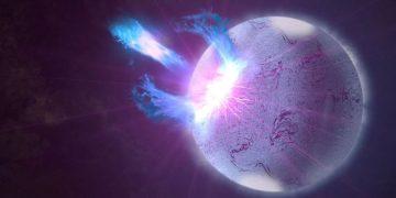 Un gigantesco «imán cósmico» acaba de reactivarse y está lanzando rayos de energía hacia nosotros