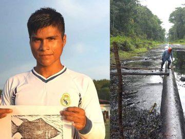 Asesinan a defensor ambiental en la Amazonía peruana
