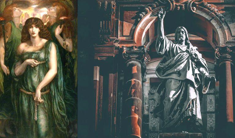 Asherah, ¿la esposa de dios? ¿fue su figura suprimida de la Biblia?