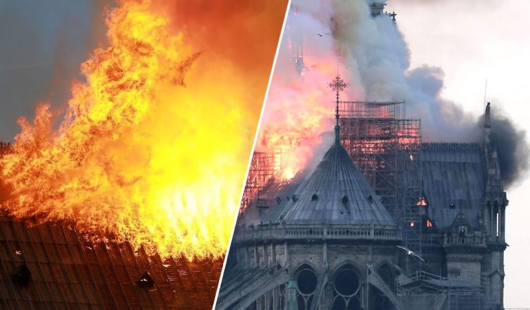 ¿Atentado en la Catedral de Notre Dame? Hipótesis «Illuminati» o Falsa Bandera