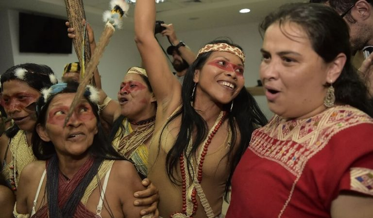 Comunidad indígena del Amazonas gana primera victoria contra petroleras
