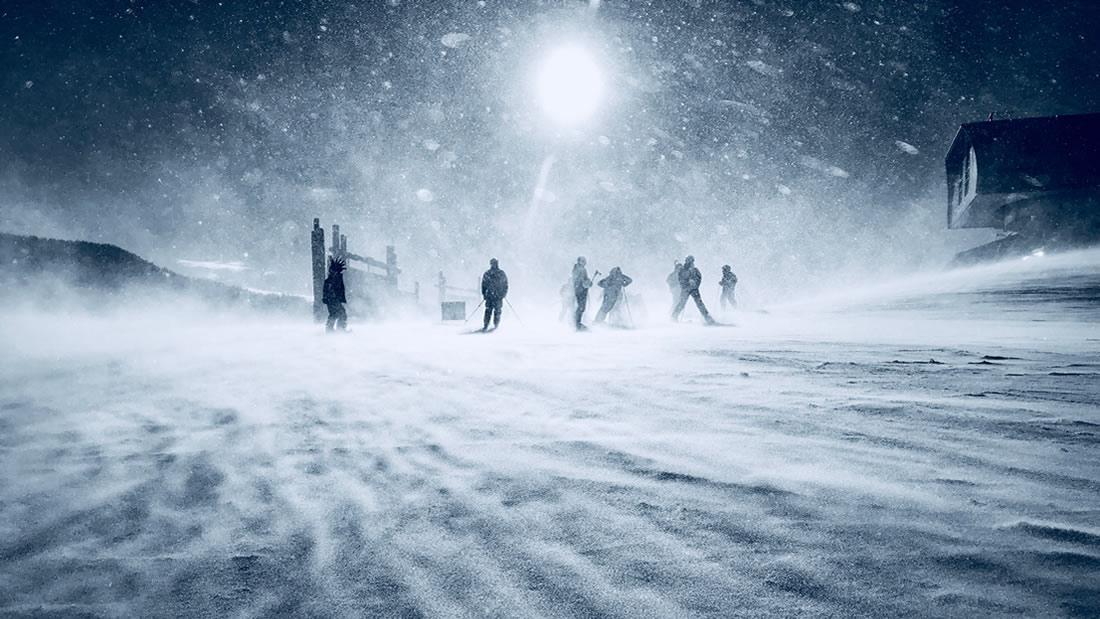 Crean dispositivo que genera electricidad a partir de las nevadas