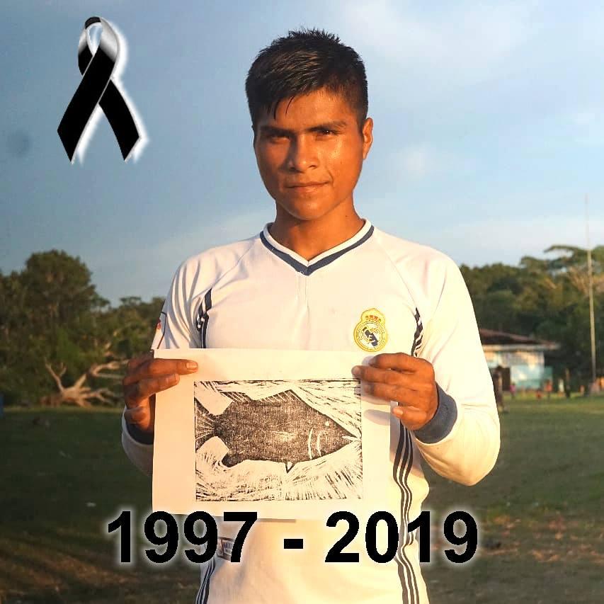 Cristian Javá Ríos, defensor ambiental en la amazonía peruana, muerto en una emboscada