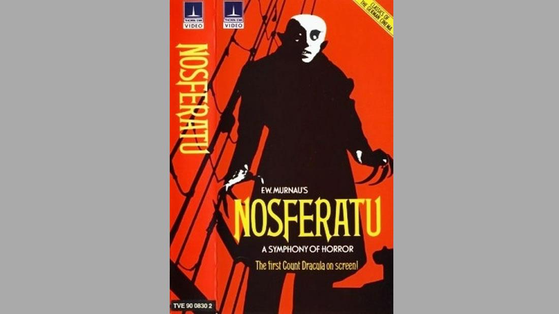 Nosferatu, DVD. Gran Bretaña