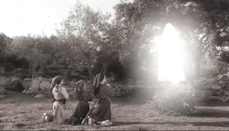 El Milagro de Fátima, 1917. La Virgen del Inmaculado Corazón