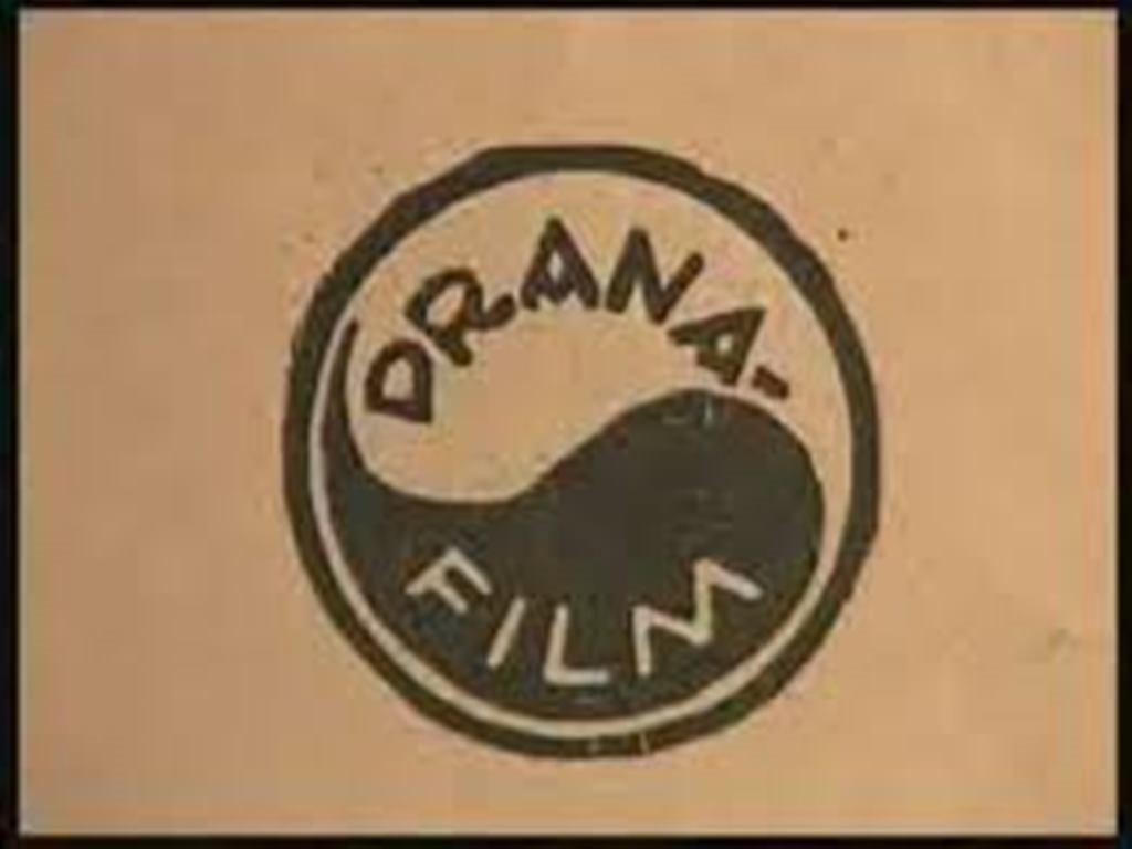 Logo de Prana Film, el yin y el yang, y algo más. Productora fundada por Albin Grau en 1921