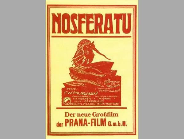 Cartel de Prana Film