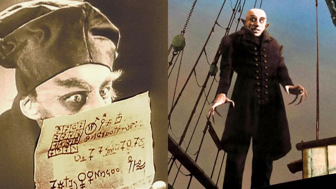 Decodificando Nosferatu «Simbología ocultista, tras el vampiro inmortal»