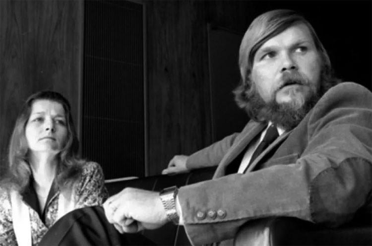 Kathy y George Lutz