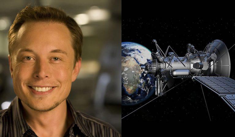 Elon Musk y su plan de lanzar 4.000 satélites para ofrecer Wi-Fi gratis al mundo