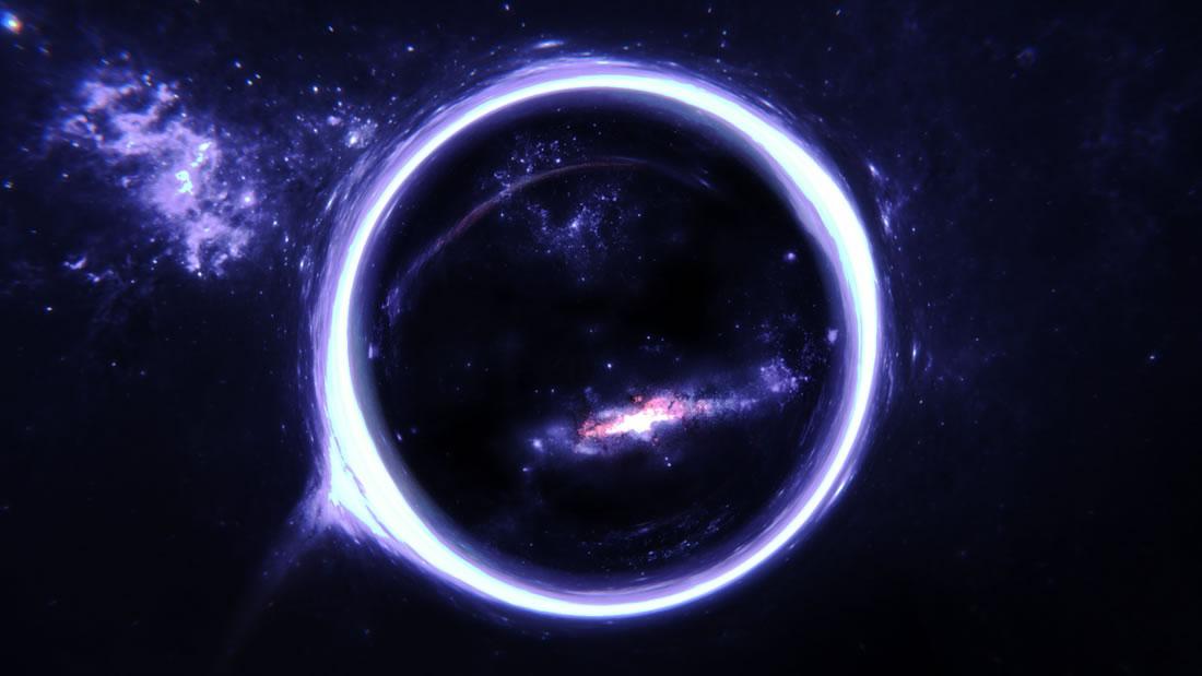 Es posible viajar a través de agujeros de gusano, afirman científicos