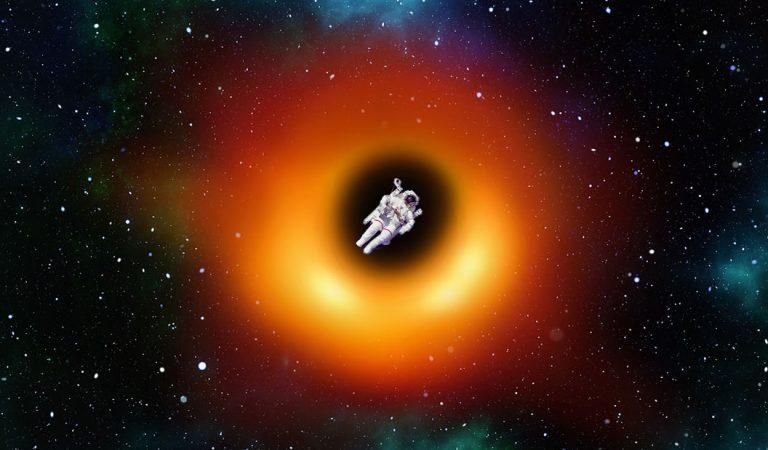 Físicos dicen que podrías ser rescatado de un agujero negro, pero claro, «no te arriesgues»